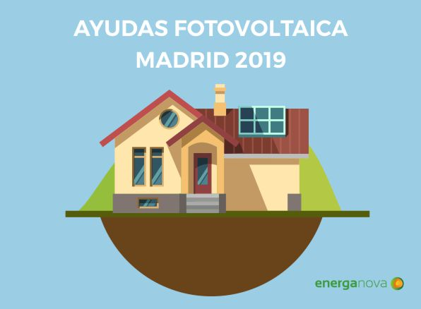 ayudas fotovoltaica Madrid