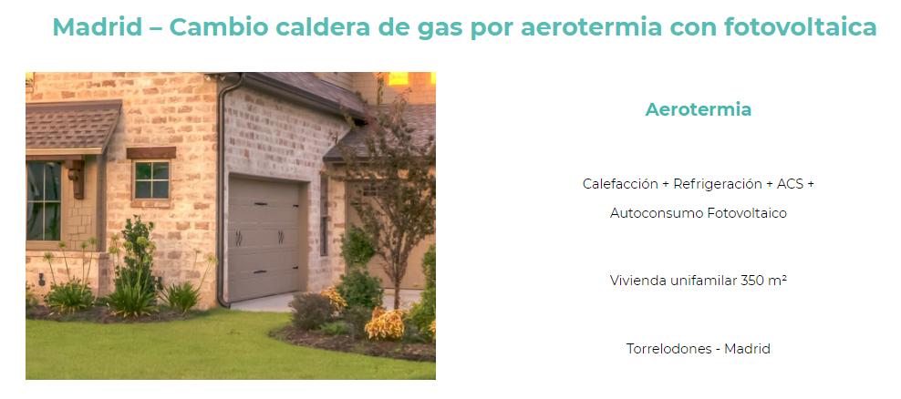 ayudas fotovoltaica Madrid 2019